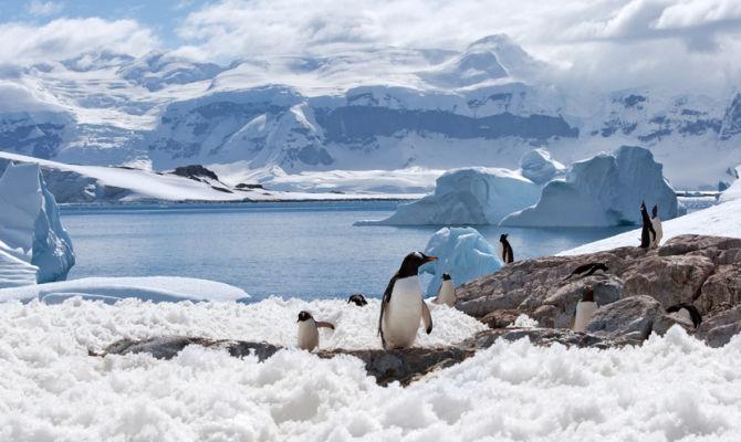 Aumento ghiacci Antartico