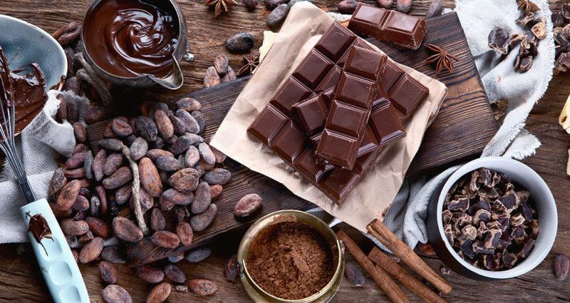 Cacao e vitamina D