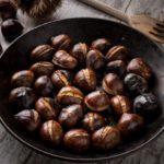Castagne arrosto caldarroste: calorie e valori nutrizionali