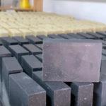 Saponette create con anidrite carbonica per un riciclo ecologico