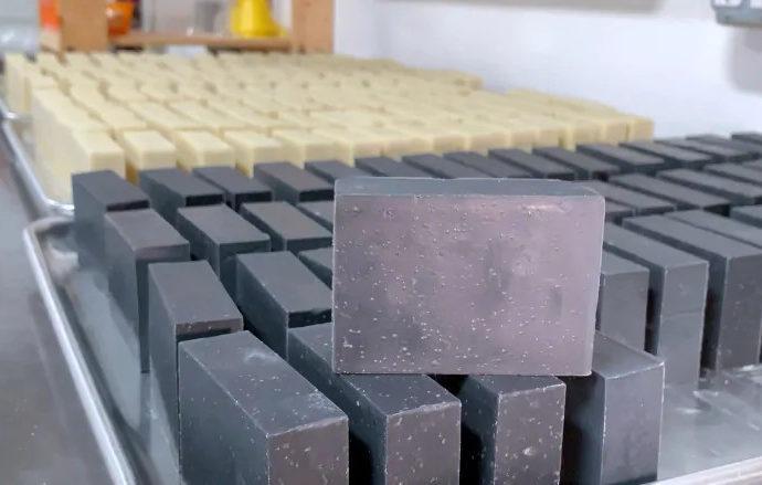 CleanO2 Saponette Anidrite Carbonica