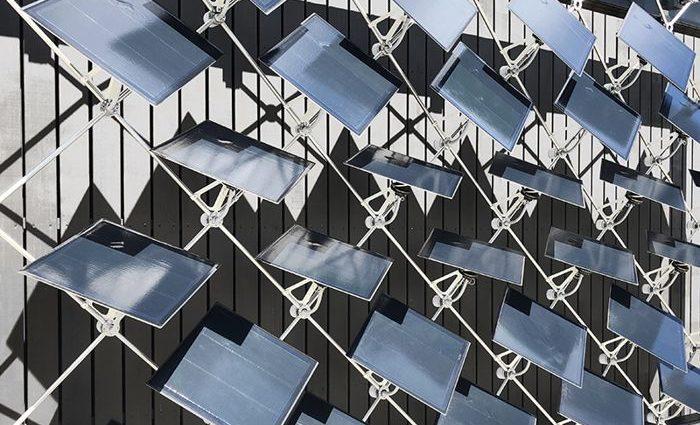 Pannelli solari mobili intelligenti