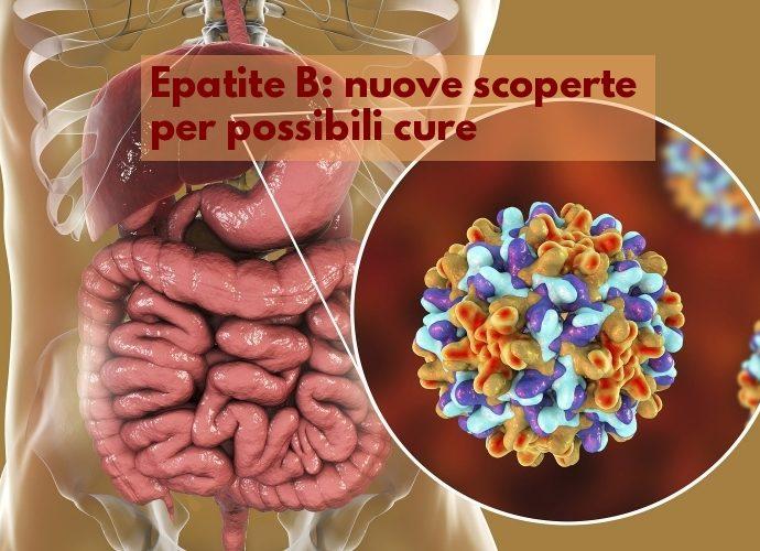 Epatite B nuove scoperte per cure