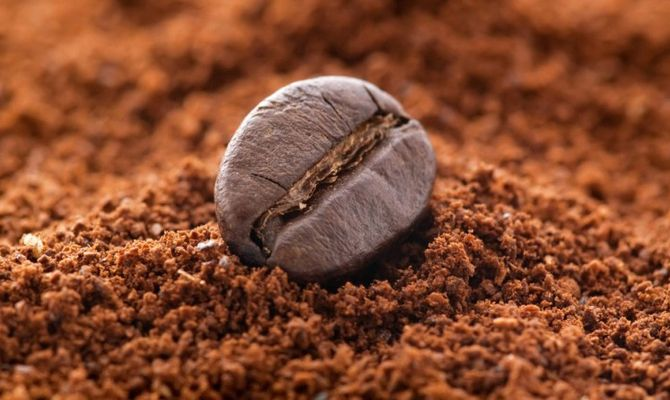 Buccia chicchi caffe fa bene
