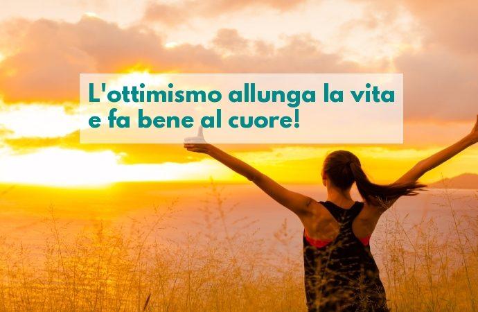 Ottimismo fa bene alla salute
