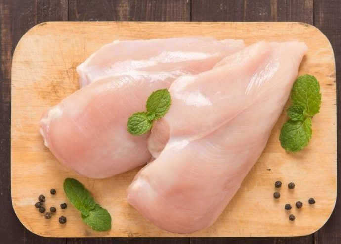 Petto di pollo duro e stopposo causa