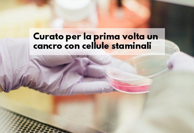 Cellule staminali Car-T curato cancro