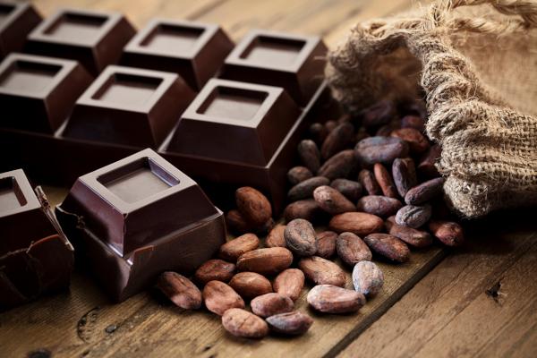 Cioccolato fondente calorie