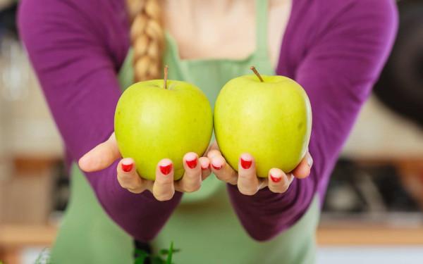 Due mele al giorno
