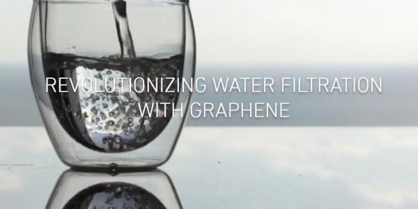 Super Filtri Grafene purificare acqua