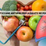 Alimenti che proteggono i polmoni