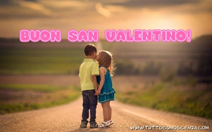 Buon San Valentino Bambini 2