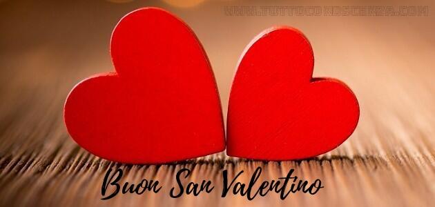 Buon San Valentino Cuori
