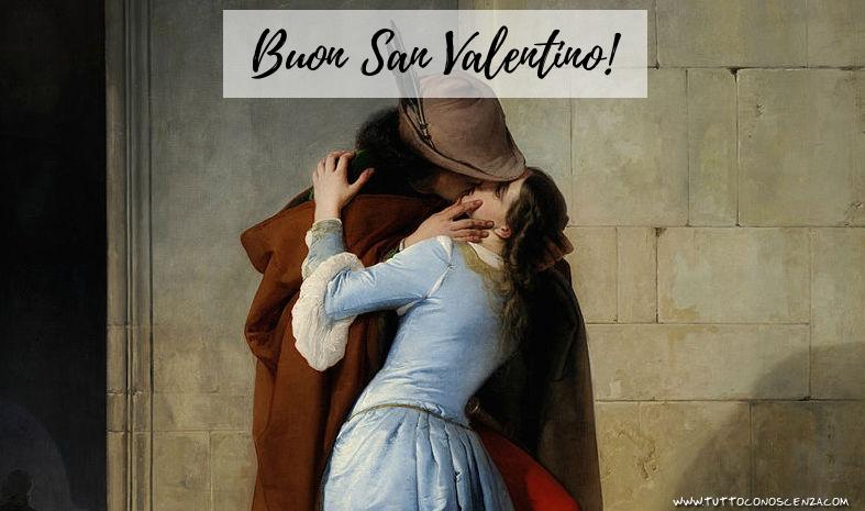 Buon San Valentino Bacio