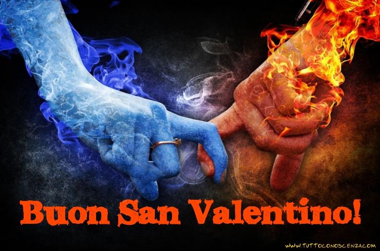 Buon San Valentino Mani