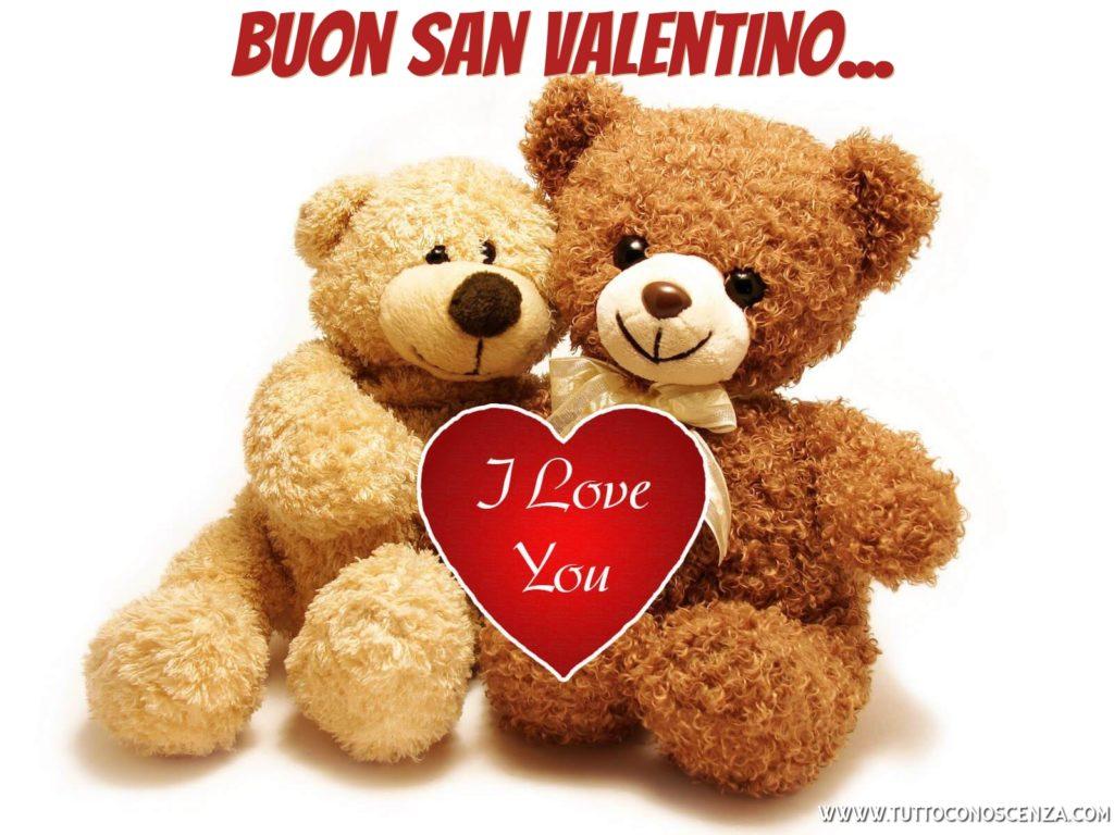 Buon San Valentino Orsacchiotti