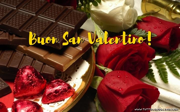 Buon San Valentino Cioccolatini