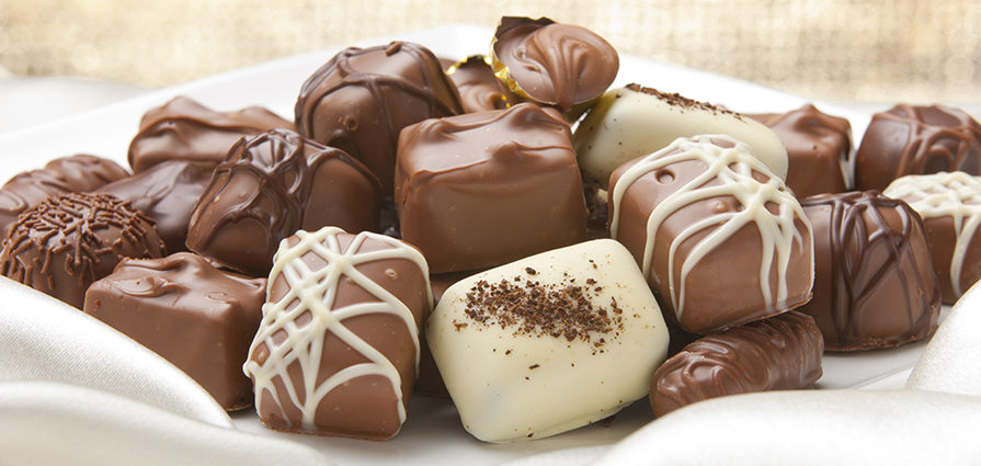 Cioccolatini calorie