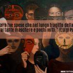 Frasi di Pirandello sulle maschere e celebri