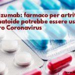 A Napoli un farmaco per l'artrite reumatoide ha migliorato pazienti con Coronavirus