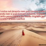 Aforisma sulla vita di Paulo Coelho