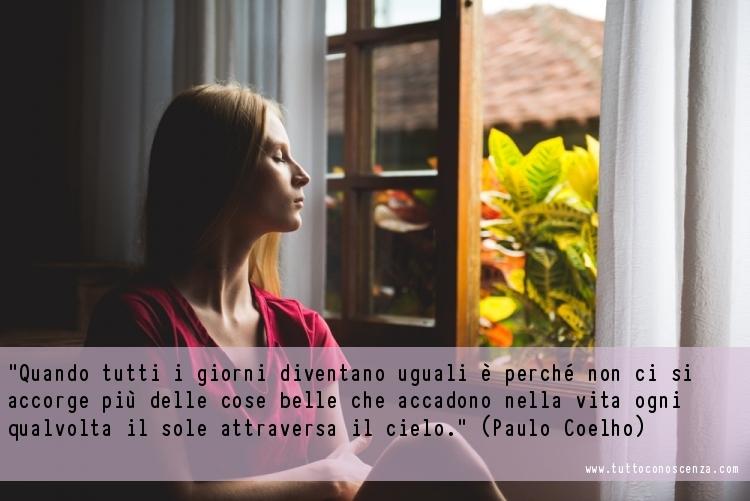 Frase di Paulo Coelho sulla vita