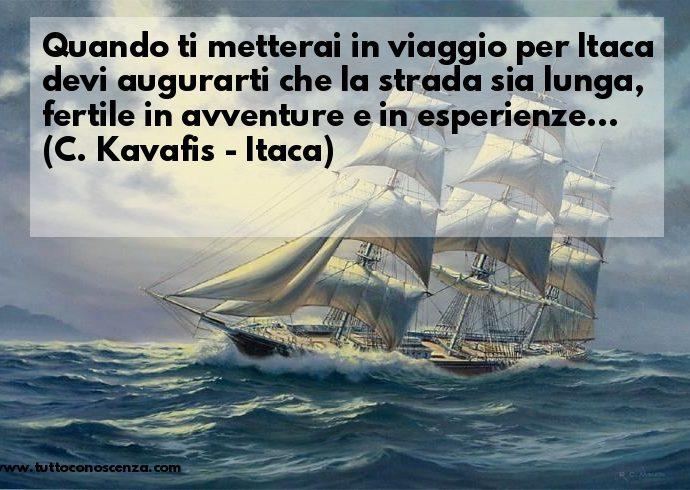 Itaca Poesia Kavafis