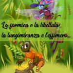 """Brevi racconti di saggezza: """"La formica e la libellula"""""""