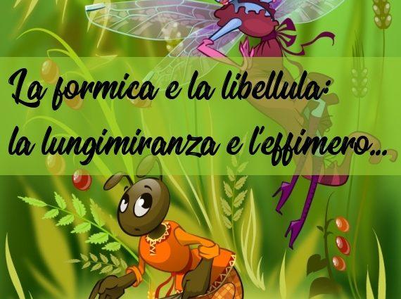 La formica e la libellula racconto dervisci