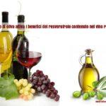 Olio di oliva: i benefici antinvecchiamento