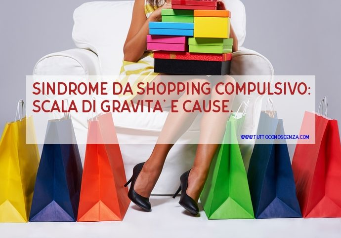Sindrome Shopping Compulsivo