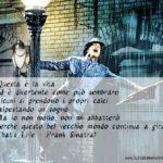 Citazione testo della canzone That's Life con traduzione in italiano