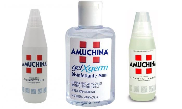 Inventore Amuchina