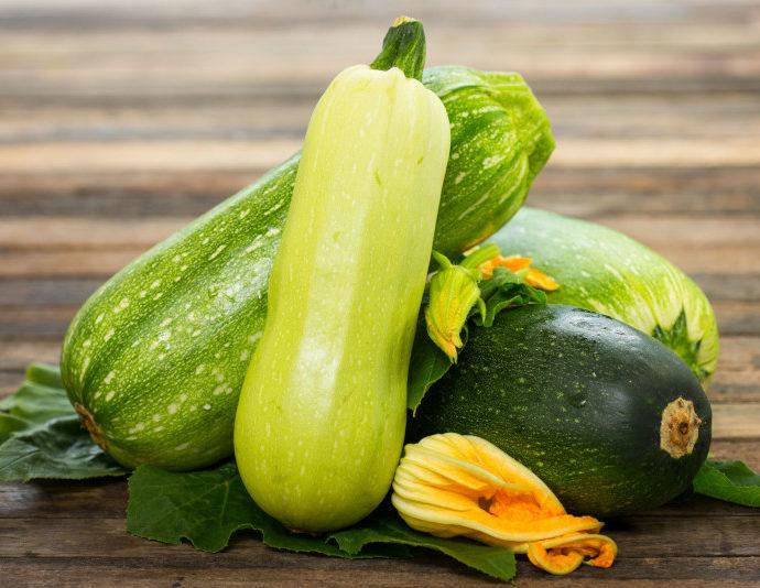Zucchine calorie