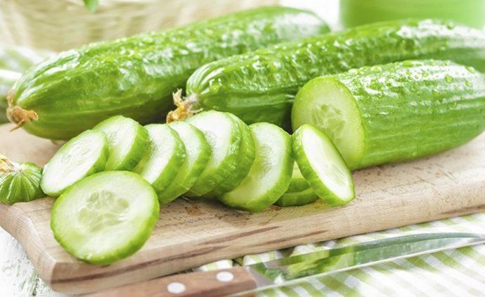 Cetrioli calorie e valori nutrizionali
