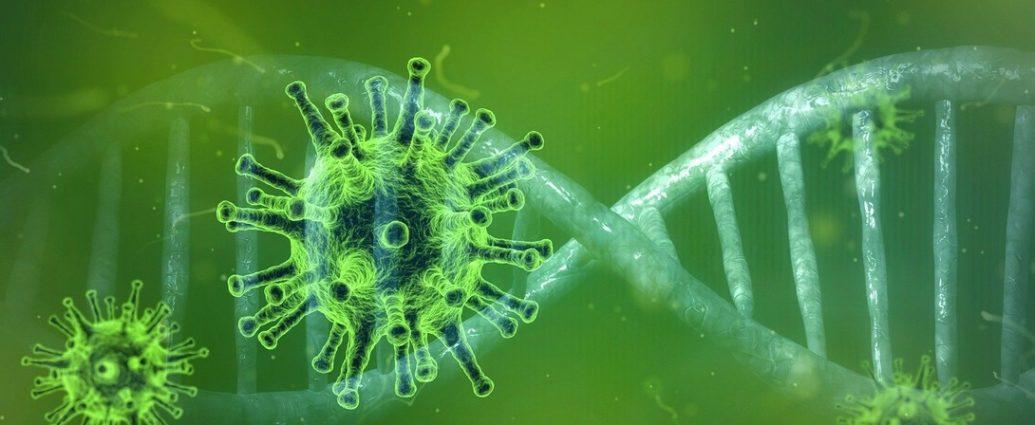 Geni mutati aumentano rischio Coronavirus