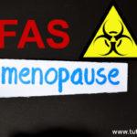 Pfas danni alla salute: anticipazione menopausa