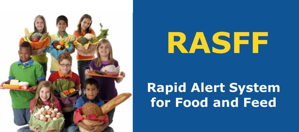 Rasff Allerta alimentare