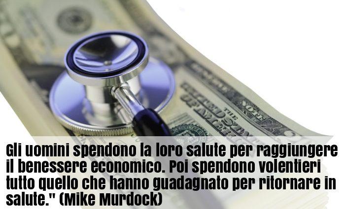 Aforisma sulla salute Murdock