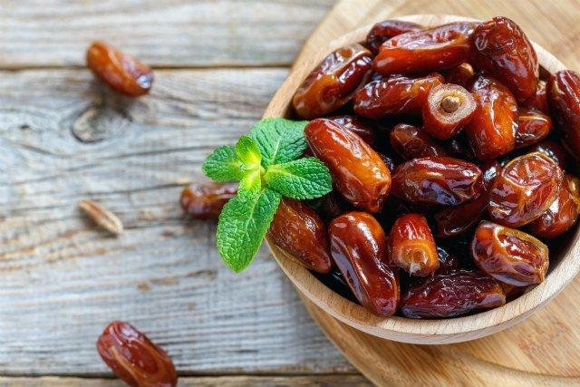 Datteri alimenti antitumorali