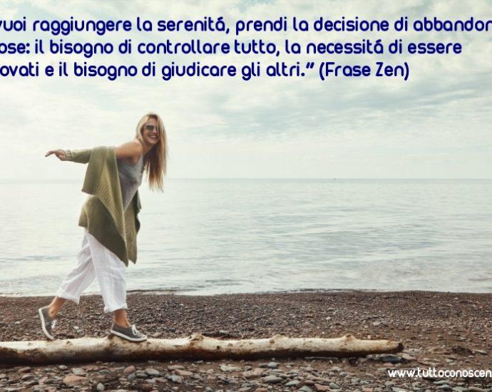 Frase del giorno Zen
