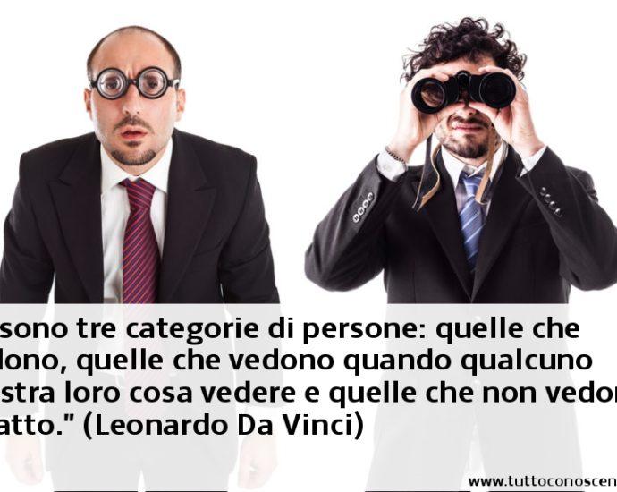 Frase del giorno Leonardo Da Vinci