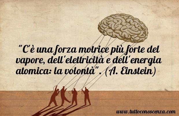 Frase del giorno Albert Einstein