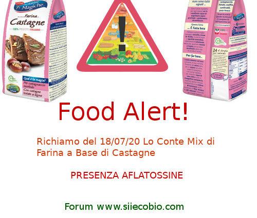 Lo Conte Mix Farina Castagne