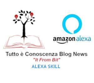 Alexa Skill TuttoConoscenza