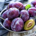 Prugne rosse: calorie e valori nutrizionali