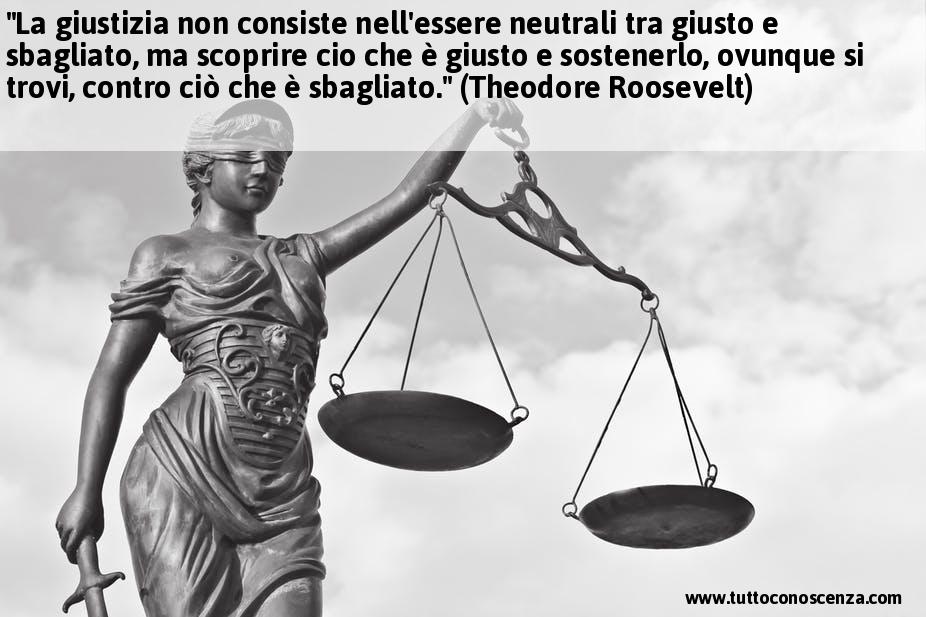 Frase Giustizia Roosevelt