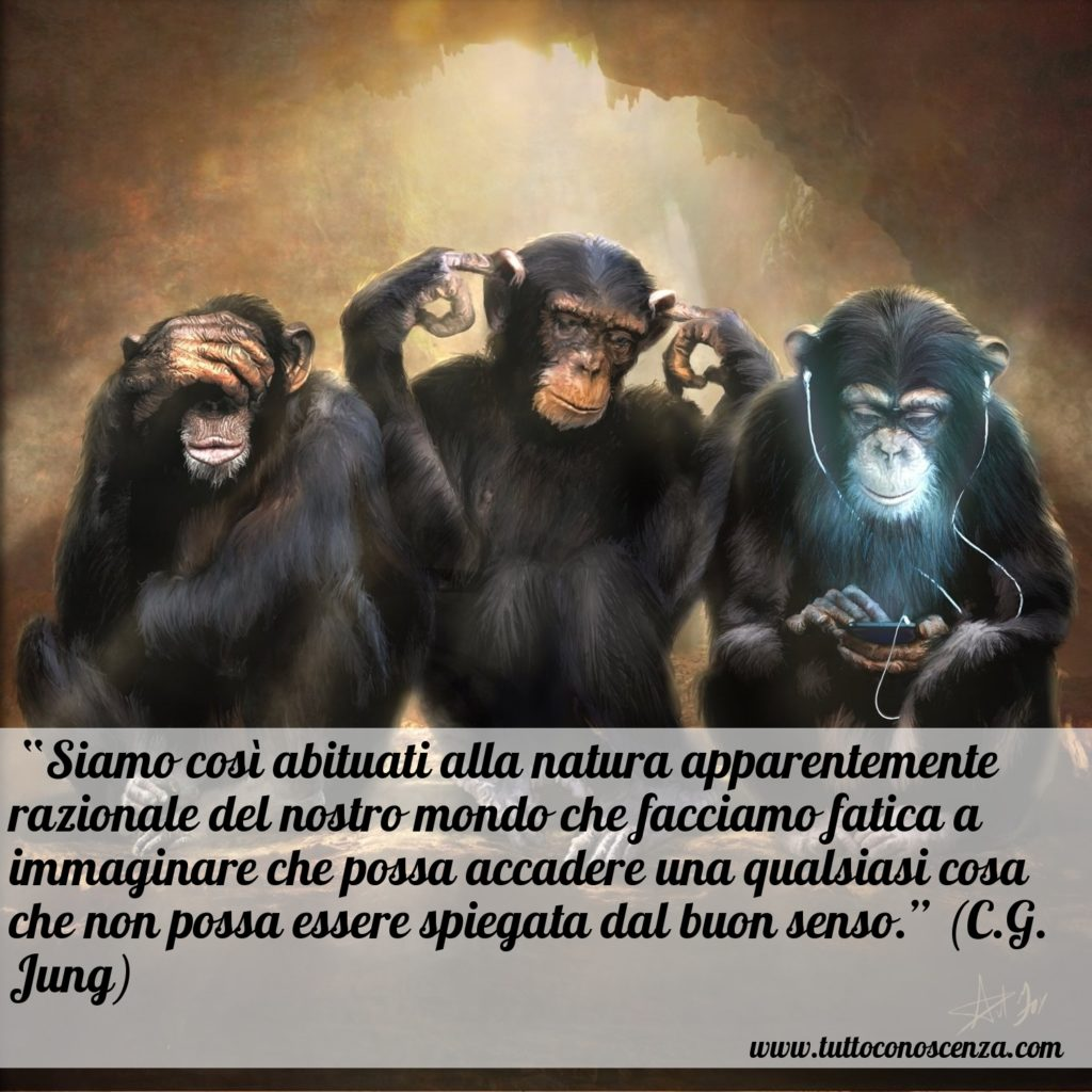 Frase di Jung incapacità vedere oltre