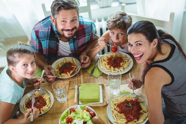 Mangiare pasta fa bene alla salute