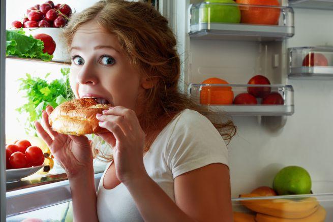 Mangiare senza fame